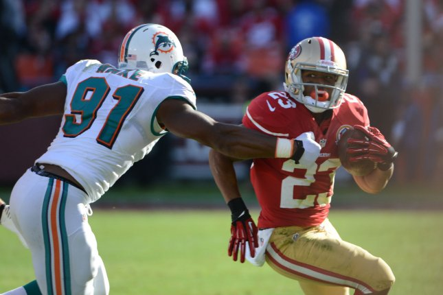 timeless design 6f80f ecd6c Miami Dolphins' Cameron Wake willing to accept role with ...