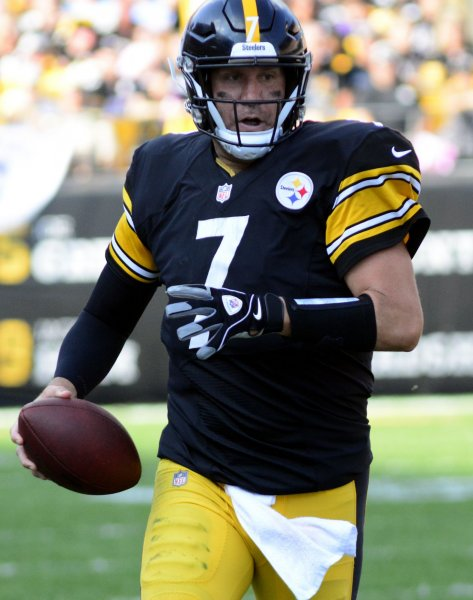 Ben Roethlisberger and the Pittsburgh Steelers face the Cincinnati Bengals on Sunday. Photo by Archie Carpenter/UPI
