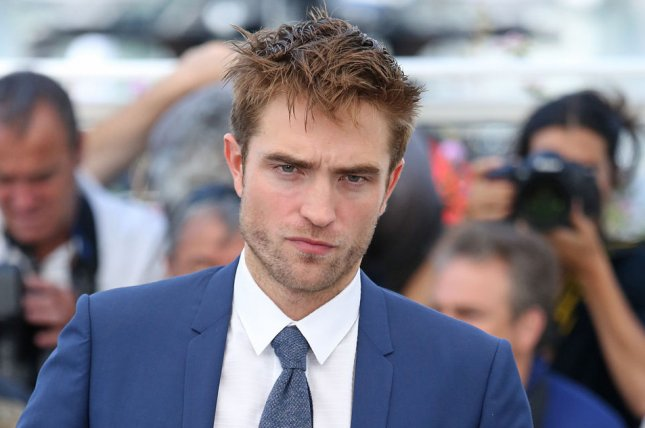The Batman star Robert Pattinson arrives at the 70th annual Cannes International Film Festival on May 2017. The Batman has been delayed until October. 2021. File Photo by David Silpa/UPI