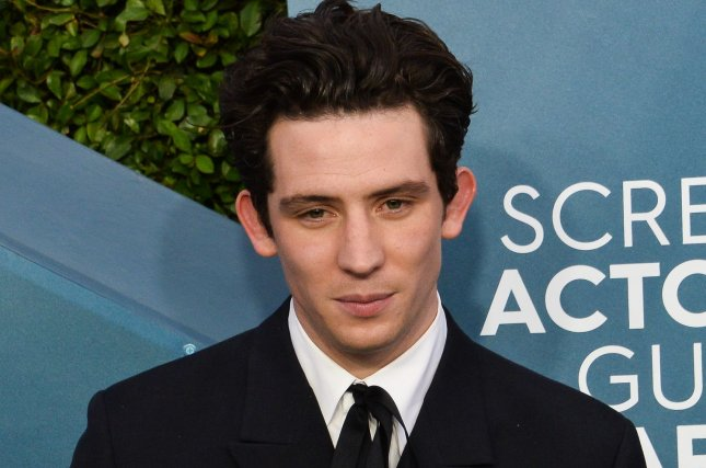 Josh O'Connor and his TV drama The Crown won big at the Golden Globes on Sunday. File Photo by Jim Ruymen/UPI