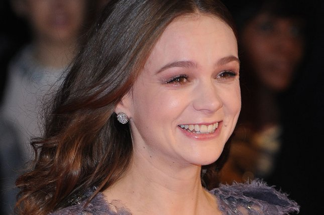 English actress Carey Mulligan attends a screening of 'Suffragette' on the opening night of the BFI London Film Festival on Oct. 7, 2015. Photo by Paul Treadway/UPI