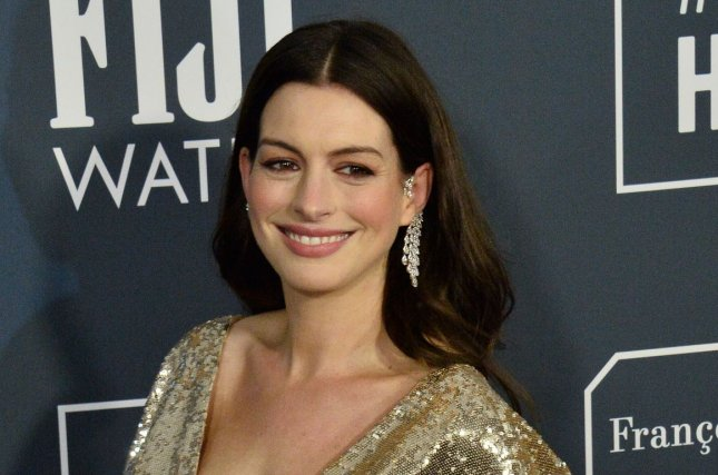 Anne Hathaway will star in WeCrashed, a new limited series based on the podcast WeCrashed: The Rise and Fall of WeWork. FilePhoto by Jim Ruymen/UPI