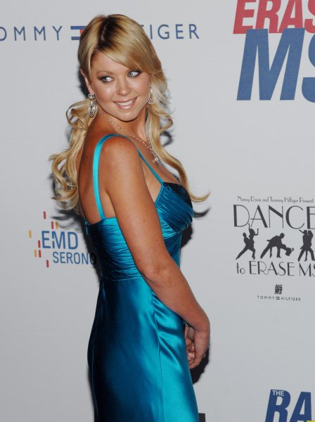 Actress Tara Reid arrives at the 13th annual Race to Erase MS in Los Angeles on April 13, 2007. The evening benefits The Nancy Davis Foundation for Multiple Sclerosis. (UPI Photo/Jim Ruymen)
