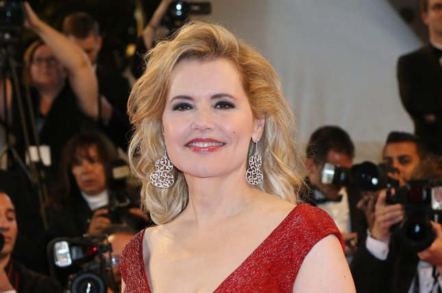 Geena Davis at the Cannes International Film Festival screening of The Nice Guys on Sunday. The actress will play Angela Rance in The Exorcist. File Photo by David Silpa/UPI