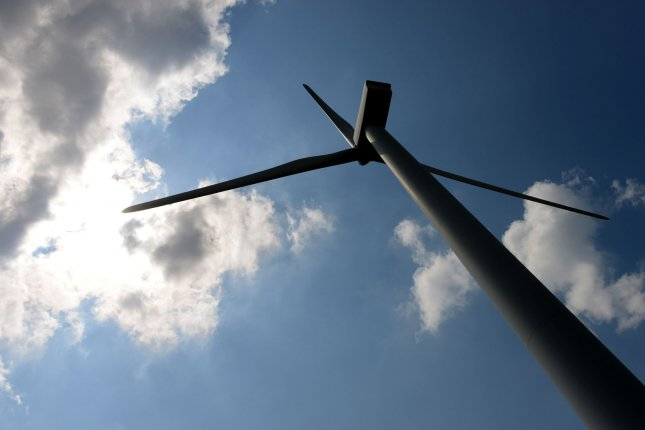 German energy company E.ON says it's taking a leadership position in North American wind power with new plans for Texas. File Photo by Pat Benic/UPI