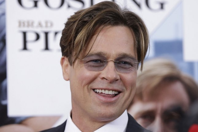 Brad Pitt at the New York premiere of The Big Short on November 23, 2015. The actor and wife Angelina Jolie split in September. File Photo by John Angelillo/UPI