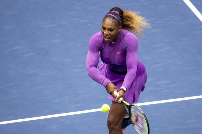 Serena Williams advanced to the semifinals at Flushing Meadows for the 11th consecutive time. File Photo by Corey Sipkin/UPI