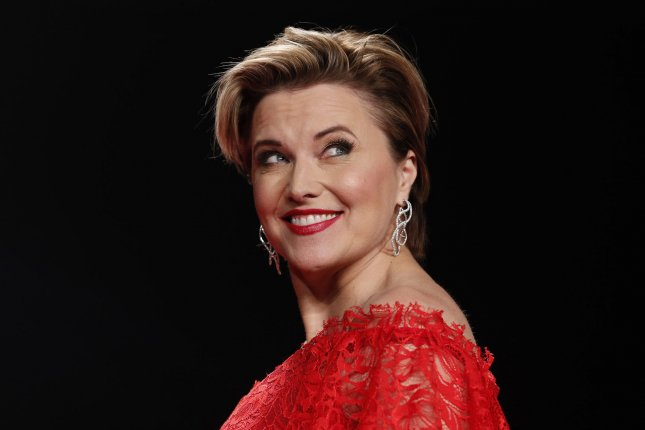 Lucy Lawless plays Alexa Crowe on the Acorn TV series My Life is Murder. File Photo by John Angelillo/UPI
