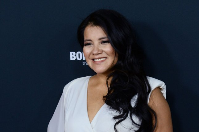 Actress Misty Upham was found dead in the Seattle area on Oct. 16, 2014. She is shown here at a December 16, 2013, screening of 'August: Osage County.' UPI/Jim Ruymen