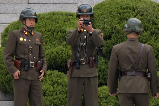 The United States does not want to overthrow the north Korean regime