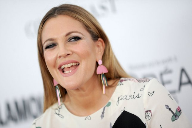 Drew Barrymore said it was the most exciting moment to meet Princess Diana at the London premiere of E.T. the Extra-Terrestrial. File Photo by Dennis Van Tine/UPI