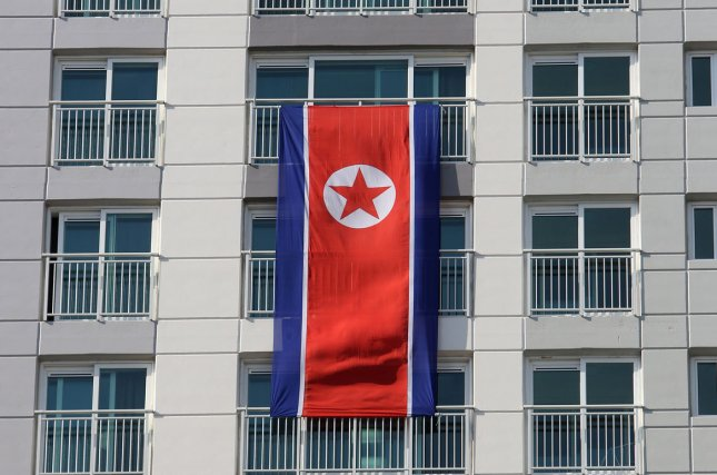 A North Korean female wrestler won a gold medal at the World Wrestling Championships, state media said. KCNA did not mention the one-year anniversary of the Pyongyang Joint Declaration on Thursday. File Photo by Andrew Wong/UPI
