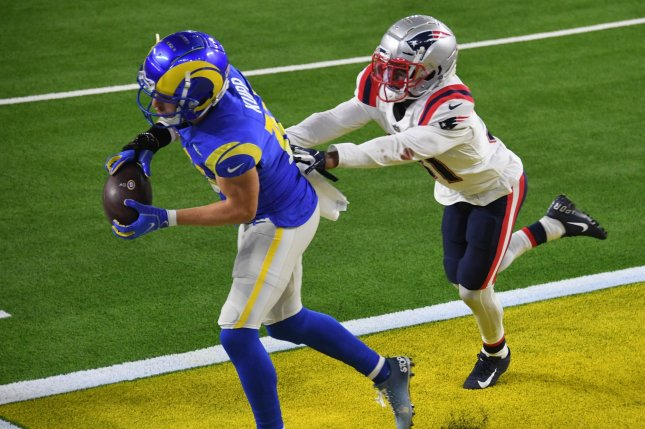 Browns Place Three Players On Covid 19 List Rams Add Cooper Kupp To List Upi Com