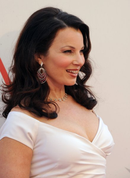 Actress Fran Drescher arrives for the taping of TV Land Presents: AFI Life Achievement Award Honoring Morgan Freeman, at Sony Studios in Culver City, California on June 9, 2011. The special will air June 19th on TV Land. UPI/Jim Ruymen