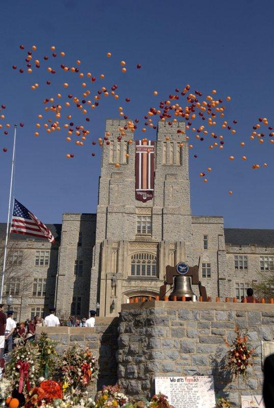 Virginia Tech Shooting Suits Proceed Upi Com