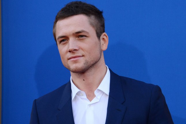 Kingsman The Golden Circle star Taron Egerton attending the premiere of the film Sing on December 3. A new teaser trailer for The Golden Circle when slowded down features new looks at Egerton as main character Eggsy along with new stars Julianne Moore and Channing Tatum. FIle Photo by Jim Ruymen/UPI