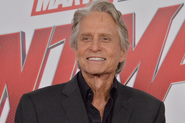 The Kominsky Method star Michael Douglas. Netflix has announced that the comedy-drama also starring Alan Arkin will arrive in November. File Photo by Jim Ruymen/UPI