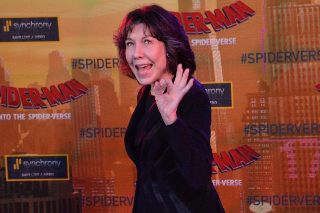 Lily Tomlin discussed her friendship with late comedian Richard Pryor in a new interview. File Photo by Jim Ruymen/UPI