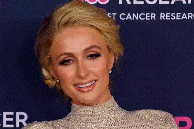 Paris Hilton celebrated female pop stars and women's empowerment during an episode of Bright Minded with Miley Cyrus. File Photo by Jim Ruymen/UPI