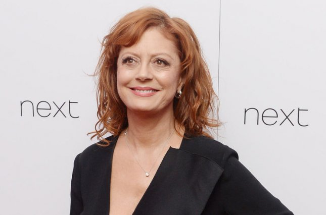 Susan Sarandon at the Glamour Women of the Year Awards on June 7, 2016. File Photo by Rune Hellestad/UPI