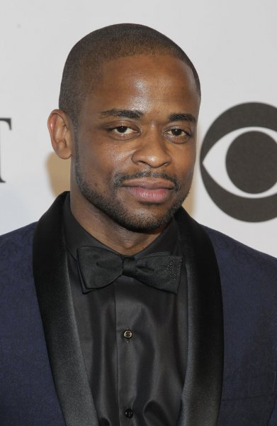 Dule Hill arrives on the red carpet at the 68th Tony Awards at Radio City Music Hall in New York City on June 8, 2014. The actor will be seen this winter in a Psych TV movie. File Photo by John Angelillo/UPI