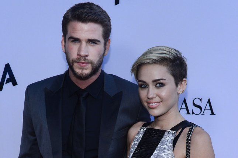 Liam Hemsworth Enjoys Perfect Birthday With Miley Cyrus In