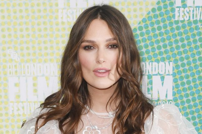 Keira Knightley is set to star in new Apple TV+ series The Essex Serpent. File Photo by Rune Hellestad/UPI