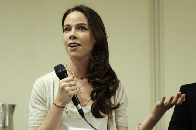 Former first daughter Barbara Bush gives birth to first child