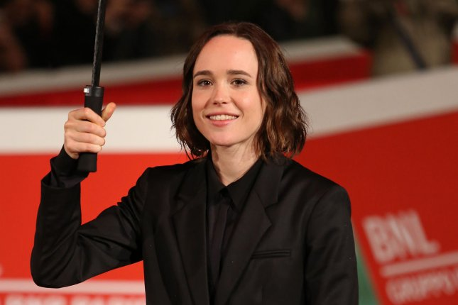 Ellen Page stars in the new trailer for Netflix's The Umbrella Academy alongside Mary J. Blige. File Photo by David Silpa/UPI