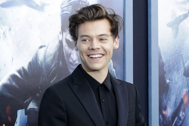 Harry Styles will present for Stevie Nicks at the Rock and Roll Hall of Fame induction ceremony this month. File Photo by John Angelillo/UPI