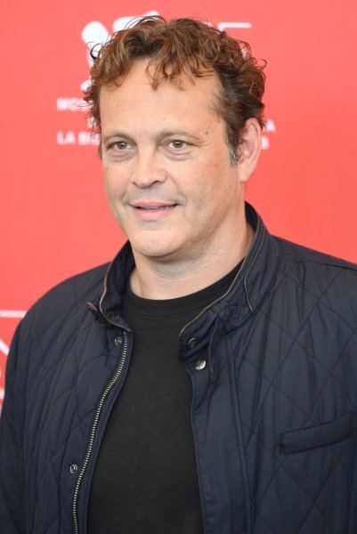 Vince Vaughn attends a photo call for Dragged Across Concrete at the 75th Venice Film Festival on September 3, 2018. The actor turns 50 on March 28. File Photo by Rune Hellestad/UPI