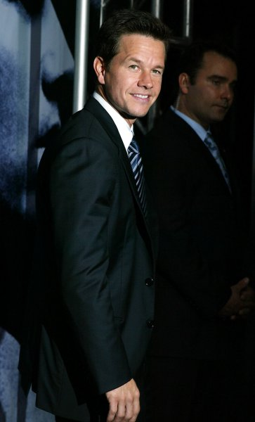 Mark Wahlberg arrives for the premiere of We Own the Night at the Chelsea West Cinemas in New York on October 9, 2007. (UPI Photo/Laura Cavanaugh)