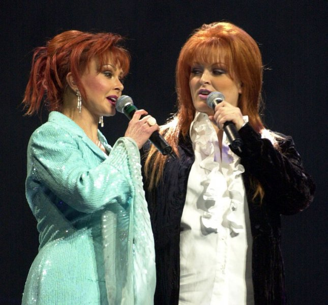 The Judds Why Not Me Tour