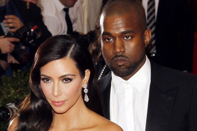 Kim Kardashian and Kanye West were married May 24, 2014 in Florence, Italy. UPI/John Angelillo