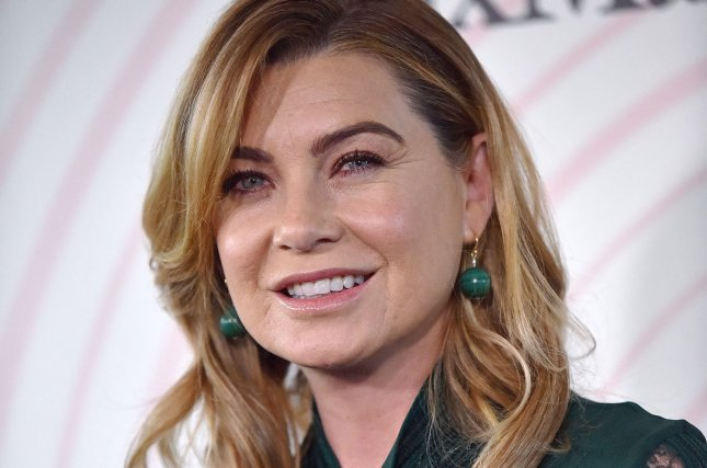 Ellen Pompeo attends the Women in Film Crystal + Lucy Awards on June 13. File Photo by Christine Chew/UPI