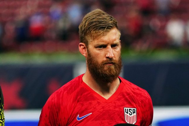 Tim Ream and theUnited States Men's National Team defense have allowed six goals in their last eight matches.Photo by Bill Greenblatt/UPI