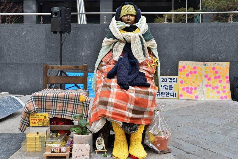 Christian leaders in South Korea, Japan: Tokyo denying WW2 crimes against women