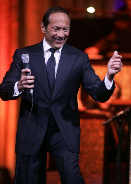 Paul Anka performs in concert at the Bank Atlantic Center in Sunrise, Florida on March 16, 2007. (UPI Photo/Michael Bush)
