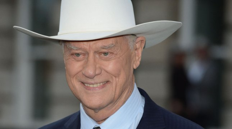 J.R Ewing sendoff: 'Dallas' pays tribute to Larry Hagman