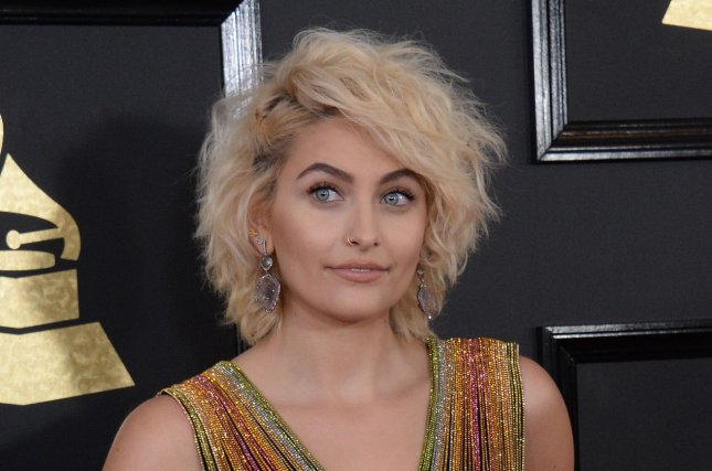Paris Jackson attends the Grammy Awards on February 12. The aspiring actress was 11 years old when dad Michael Jackson died in 2009. File Photo by Jim Ruymen/UPI