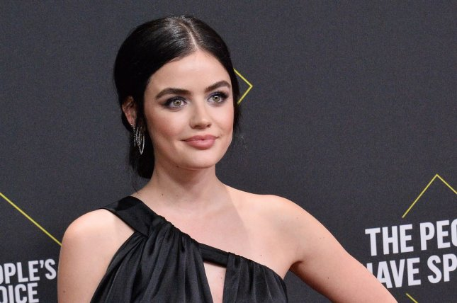 Lucy Hale says 'Katy Keene' is 'happy and inspiring'