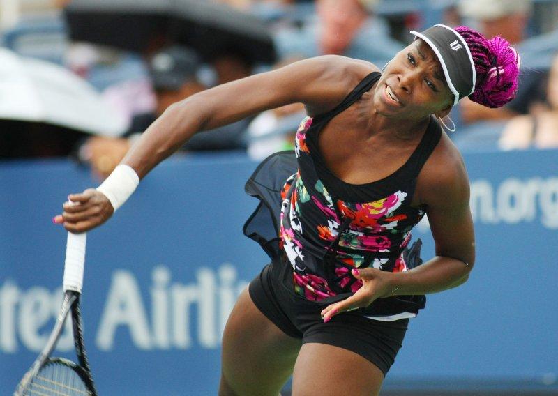 Venus Williams, shown at last year's U.S. Open, was a straight-set winner Monday in a first-round match of the WTA's Dubai Duty Free Tennis Championships. UPI Photo/Monika Graff