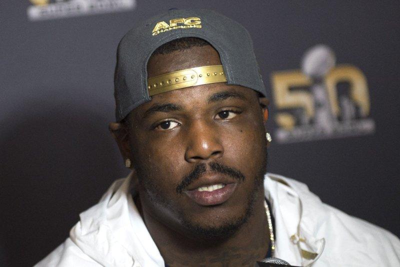 Jacksonville Jaguars defensive tackle Malik Jackson. File Photo by Kevin Dietsch/UPI