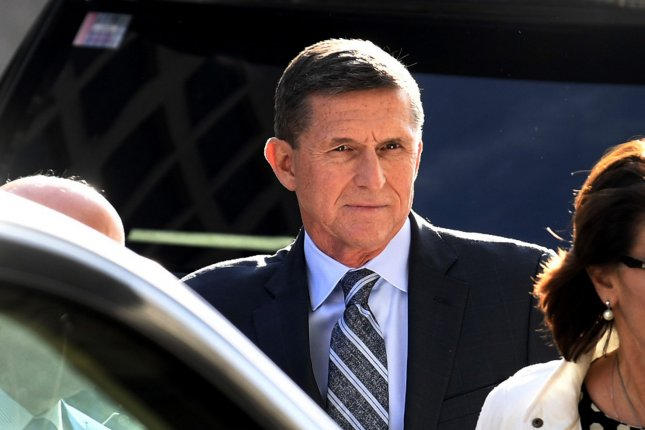 Former national security adviser Michael Flynn has asked for a 90-day delay in his sentencing for lying to the FBI. File Photo by Mike Theiler/UPI