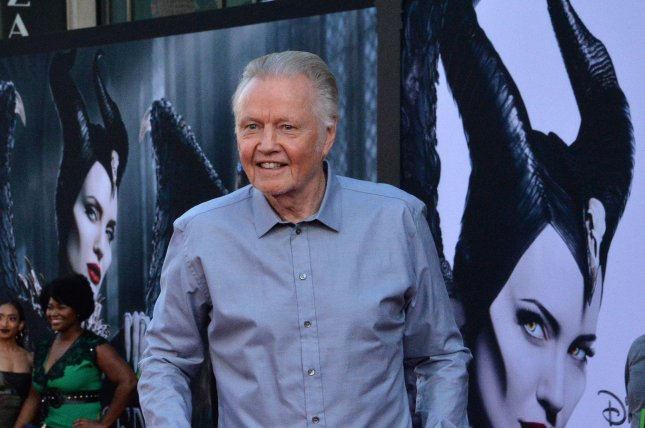 Actor Jon Voight, shown here at the premiere of Maleficent: Mistress of Evil in September, will receive the National Medal of Arts from President Donald Trump on Thursday. Photo by Jim Ruymen/UPI