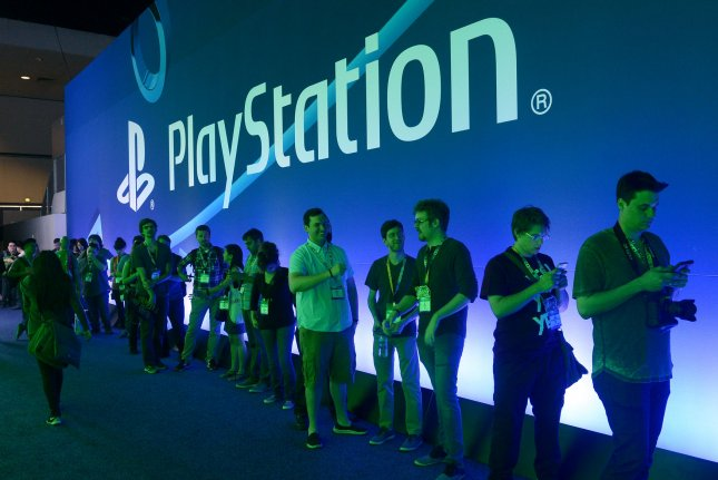 Sony has announced that PlayStation will not be a part of E3 2020. File Photo by Jim Ruymen/UPI