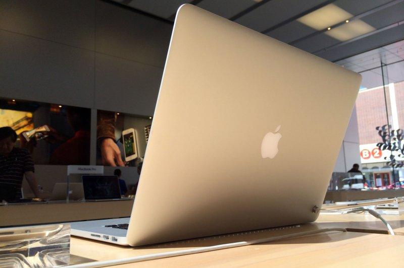 Apple files patent for fuel cell to power MacBooks - UPI com