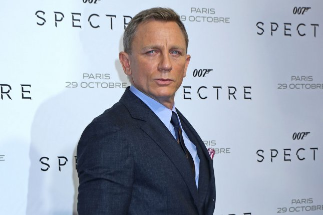 James Bond star Daniel Craig. The next entry in the spy series might be delayed following the exit of filmmaker Danny Boyle. File Photo by David Silpa/UPI.
