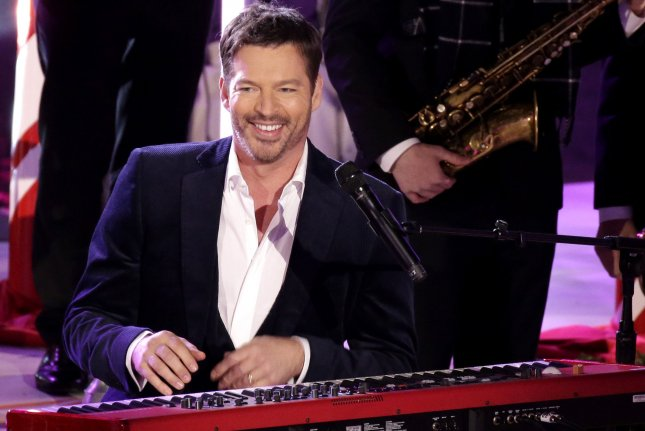 Harry Connick, Jr., will return to Broadway in Harry Connick, Jr. - A Celebration of Cole Porter in December. File Photo by John Angelillo/UPI