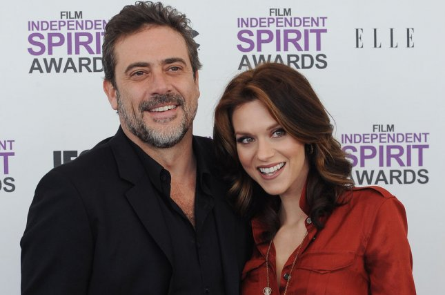 AMC has ordered four more episodes of Friday Night In with the Morgans, starring Jeffrey Dean Morgan (L) and Hilarie Burton. File Photo by Jim Ruymen/UPI